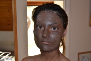 chokladmask